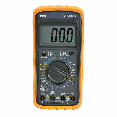Professional Digital Multitester 32 Testing Ranges with 8 Functions [008425]