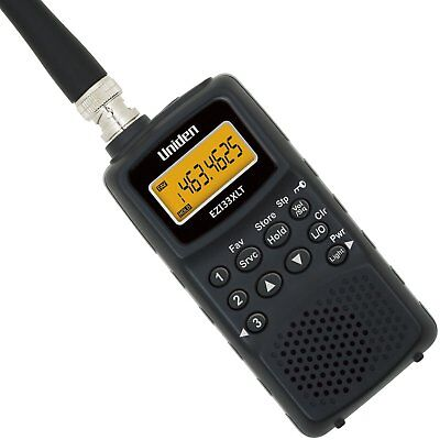 Uniden Bearcat EZI33 XLT Handheld Radio Scanner Airband/VHF/UHF/FM Receiver