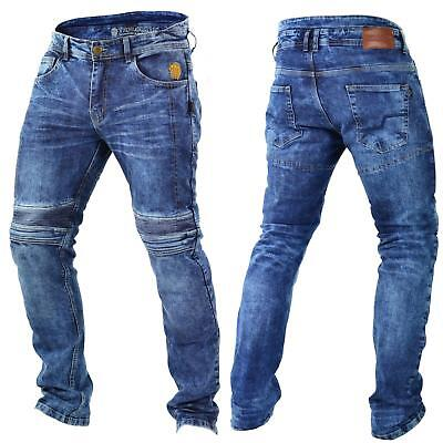 GüNstiger Verkauf Trilobite Micas Urban Herren Motorrad Jeans Protektoren Hose Abriebfest Aramid