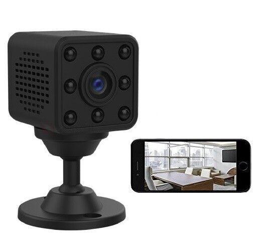 64gb HD Live App Ip rojo Wlan Hotspot Cámara de Vigilancia Sensor Nocturno A214