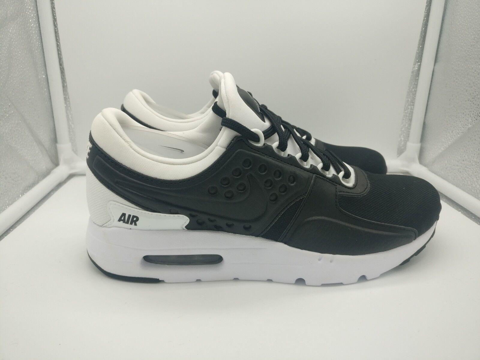 Nike Air Max Premium Zero Nero Nero Bianco Bianco Bianco 881982-003   Caratteristico  60d7fc