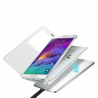 SAMSUNG Galaxy Note 4 SM-N910 Wireless Qi Charger Charging Receiver Cover Case