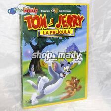 Tom and Jerry: The Movie - Tom y Jerry la Película ESPAÑOL LATINO Region 1 Y 4
