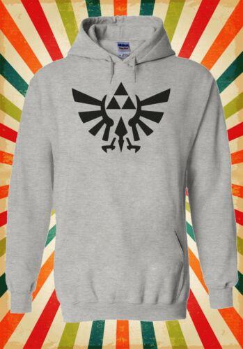 Legend of Zelda Triforce Legion Game Men Women Unisex Top Hoodie Sweatshirt 161E