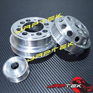 UD-Lightweight-Pulley-Set-For-Mazda-RX8-04-08-1-3L-Renesis-13B-MSP-RX-8-13B-FE3S