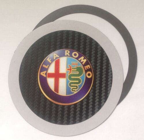 Magnetic Tax disc holder fits any alfa romeo free postage cl