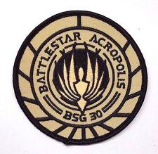 "Battlestar Galactica/Acropolis BSG 30  Uniform Patch 3.5""- FREE S&H (BGPA-31)"