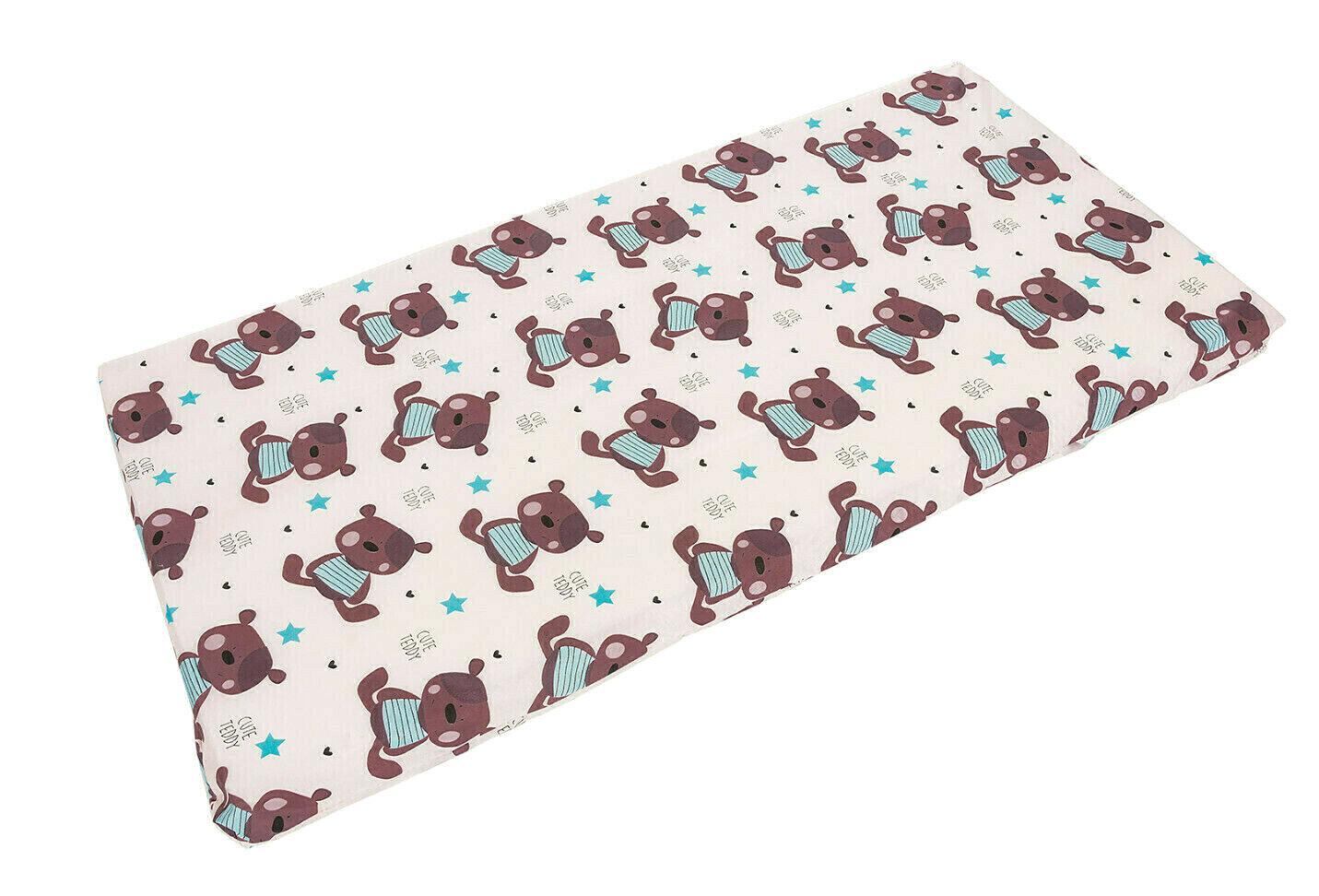 Kinderbettmatratze Babymatratze Niuxen Steppbezug 70x140 /& 60x120 cm Neu