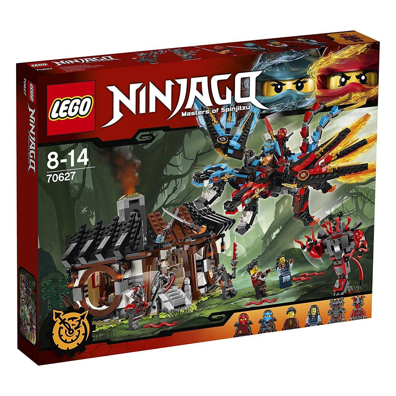 Lego ® 70627 Ninjago Drachenschmiede Neu OVP new sealed