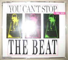 Can't Stop The Beat Promo CD Fancy X-Mal Deutschland C.C. Catch PWL (c) 1989