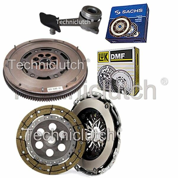 2 Part Clutch Kit And Luk Dmf With Sachs Csc For Ford Focus Saloon 1.8 Tdci Ziekten Voorkomen En Genezen