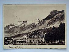 PLEZZO Bovec Monte Canin Slovenia Slovrnija Gorizia AK vecchia cartolina