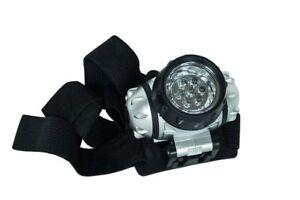 Kopflampen Genossenschaft 7 Led Kopflampe Stirnlampe Kopfleuchte Angellampe Fahrradlampe Mit Kopfgurt Modische Muster Zubehör