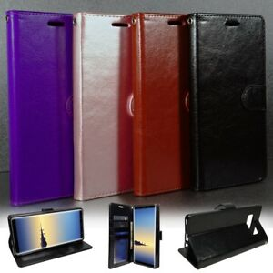 official photos 79e27 6656f Details about For Samsung Galaxy J3 Eclipse J3 Mission J3 Prime J3 Luna Pro  Wallet Case Cover