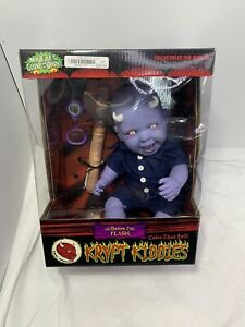 Krypt Kiddies FLASH Baby Doll Series 2 UHL House Sealed ...