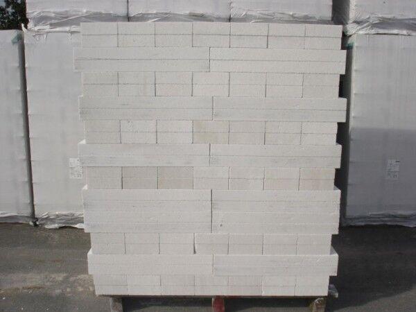 1 Palette Plansteine PP2 0,4 - 5,5 x 17 x 50 cm   23,00 qm   1,35 cbm