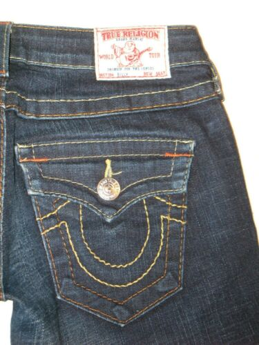 Jeans Dritto Basse 25 True Sdrucito Scuro Religion Donna Stretch Taglie Billy qYxTEfEa0