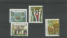 CAYMAN ISLANDS SG884-887 EASTER PAINTINGS SET MNH