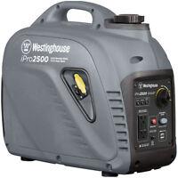 Westinghouse Ipro2500 - 2200 Watt Professional Portable Inverter Generator W/...