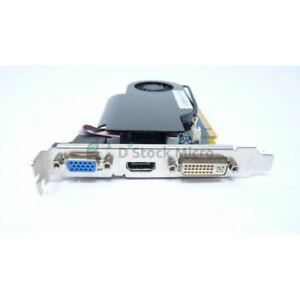 Carte vidéo PCI-E Nvidia GeForce GT 320 1 Go GDDR3 - STOCK FR EXP 24H