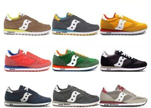 Saucony-Jazz-Sneakers-Uomo-Scarpa-Sportiva-Casual