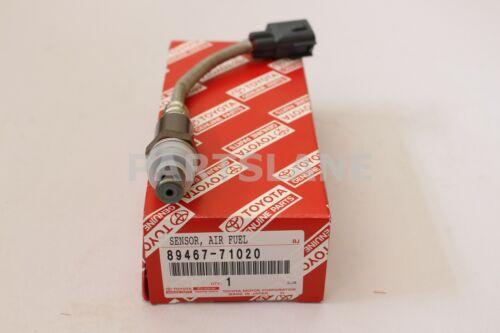 AIR FUEL RATIO 89467-71020 Toyota OEM Genuine SENSOR