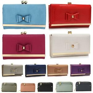 Womens Luxury Purses Patent Leather Ladies Wallet Designer New Look Large Long Ebay,Womens Designer Baseball Caps