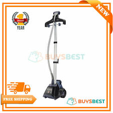 Blu//Nero ROWENTA IS6200 Compact Valet Garment Steamer