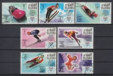 Fujeira 1968 Mi.214/20 A fine used c.t.o. Olympische Spiele Winter Olympic Games
