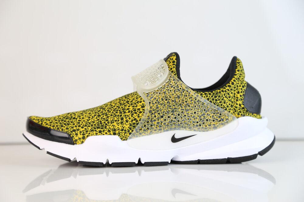 Nike Sock Dart QS Safari University Gold free Noir 942198-700 8-12 air free Gold Chaussures de sport pour hommes et femmes 8d87e4