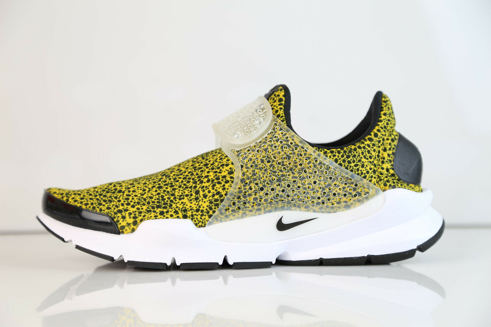 Nike Sock Dart QS Safari University Gold Black 942198-700 8-12 air free Great discount