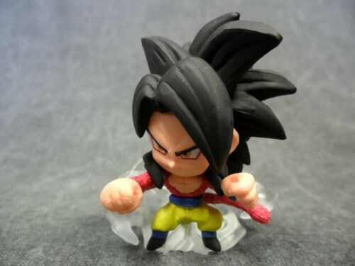 Dragon Ball Super Warriors Super Saiyan 4 Goku Bandai Mini Figure Volume 2