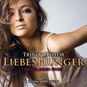 LiebesHunger-Erotisches-Hoerbuch-1-CD-von-Trinity-Taylor-blue-panther-books