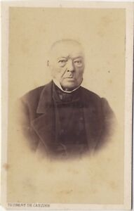 Foto CDV Taylor Da Cassien Marsiglia Carte de visite Vintage Albumina Ca 1860