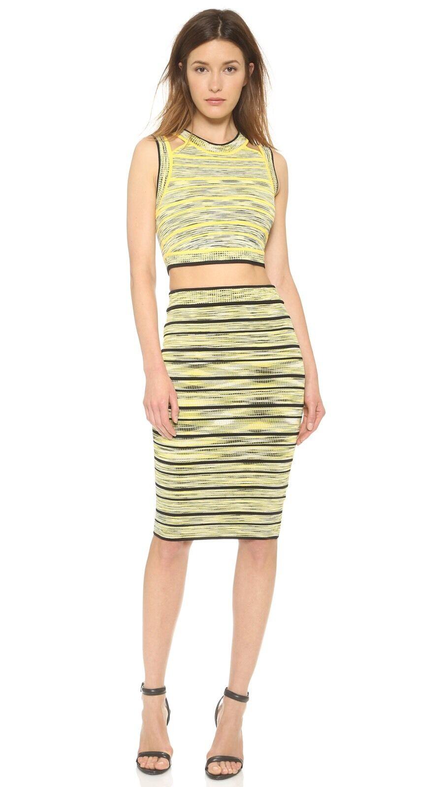 Ronny Kobo  Jayme  Bodycon Skirt - Size Medium - NWT