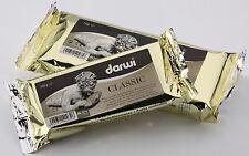 5 kg Darwi Modelliermasse Knetmasse lufttrocknend weiß