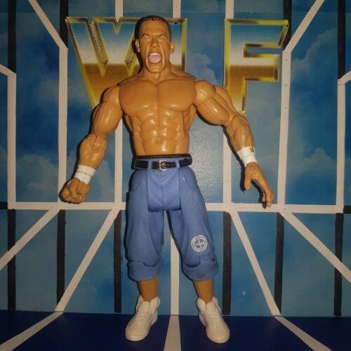 John Cena WWE Jakks Wrestling Figure Ruthless Aggression RA
