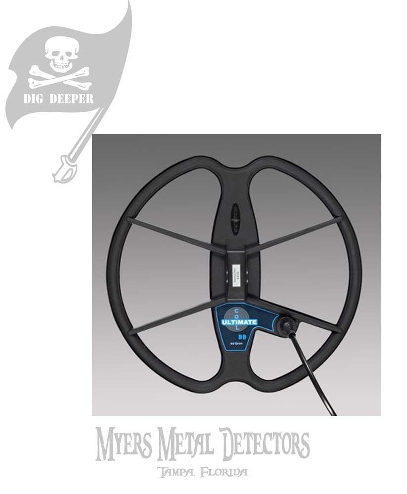 Detech Metal Detector Parts