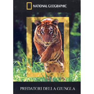 Predatori-Della-Giungla-Dvd-Booklet-Dvd-Nuovo