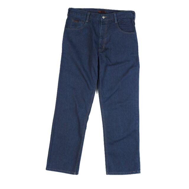 Nwt Rasco Fr Flame Resist Resistant 11 5 Oz Blue Jeans Pants Hrc2 42 X 36 For Sale Online