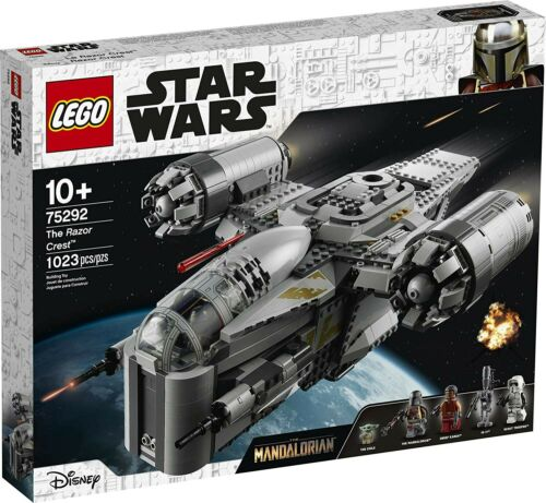 LEGO Star Wars The Mandalorian The Razor Crest Set #75292