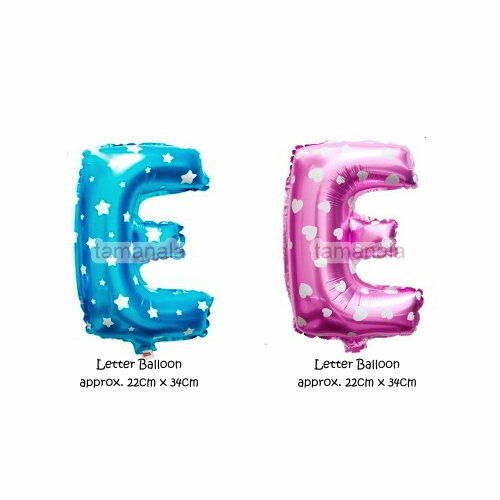 "16"" PINK /Blue Letter Birthday Party Baby Shower Wedding A-Z Foil Balloons Hot"