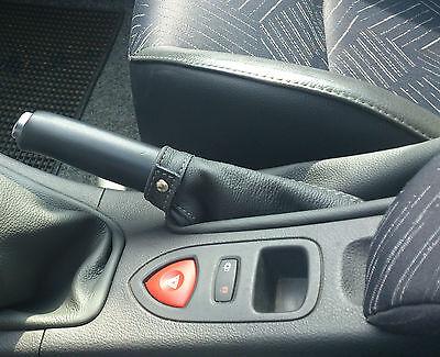 2001-2008 Gear Handbrake Gaiter Cover Specific Compatible for LAGUNA II Vehicles Cargaiter