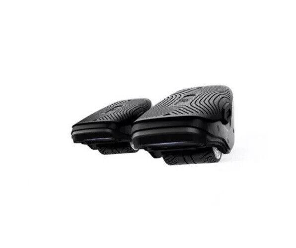 Jetson JMOTO-BLK MotoKicks Hover Shoes Electric Self Balancing Hoverboard Skates