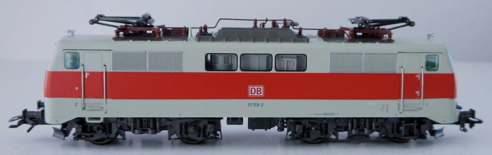 Märklin 37315 DB Elektrolokomotive BR 111 158-2  - Digital - OVP - Spur HO