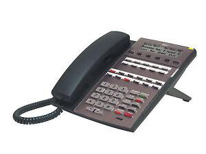 10x NEC DSX 22B Black Display DX7NA-22BTXH Business Telephone *UNTESTED*