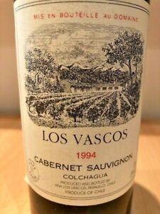 1994 Los Vascos Colchagua  Chile Rotwein 0,75l