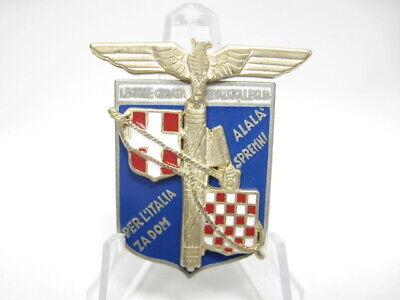 FlugzeugführerabzeichenKroatische Luftwaffe Hrvatska Legija Wehrmacht NDH