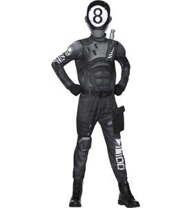 8-Ball Child Boys Costume NEW Fortnite 8 Ball