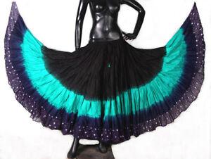 Dynamique Wow Ashwarya Skirt 25yards Turquoise/blue